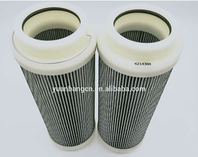 How to filter fine particles by hydraulic oil filter element